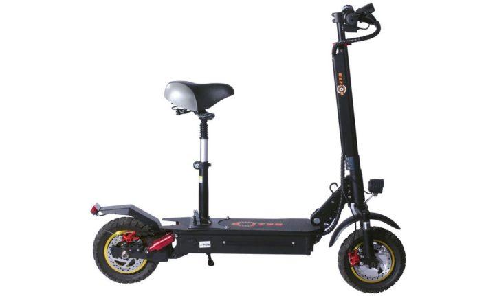 Bezior S1: trotinete elétrica com assento para deslocações mais confortáveis e sustentáveis