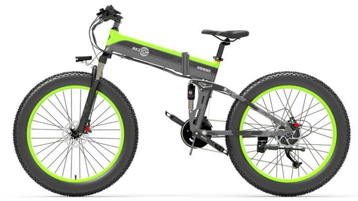 BEZIOR X1000 - A sua próxima bicicleta de montanha vai ser elétrica
