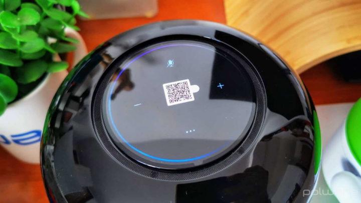 Huawei Sound coluna qualidade som