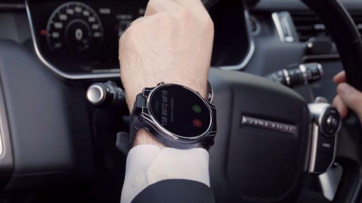 Kospet Prime 2 - Será um smartwatch, será um smartphone?