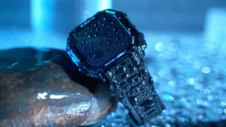 Smartwatch Kospet Rock - o mais robusto dos relógios inteligentes