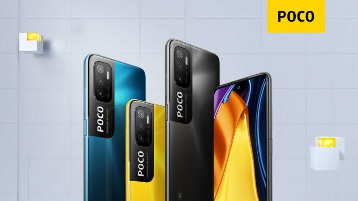 POCO M3 Pro 5G chega com ecrã a 90Hz e bateria de 5000mAh a partir de 130 €