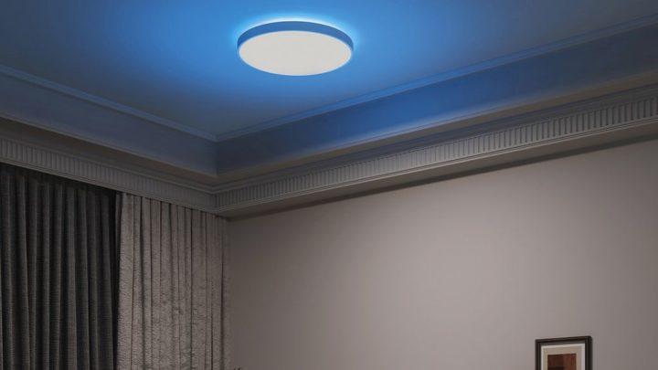 Candeeiro de teto Yeelight Arwen Smart LED 2021: Dê luz à sua casa... de forma inteligente