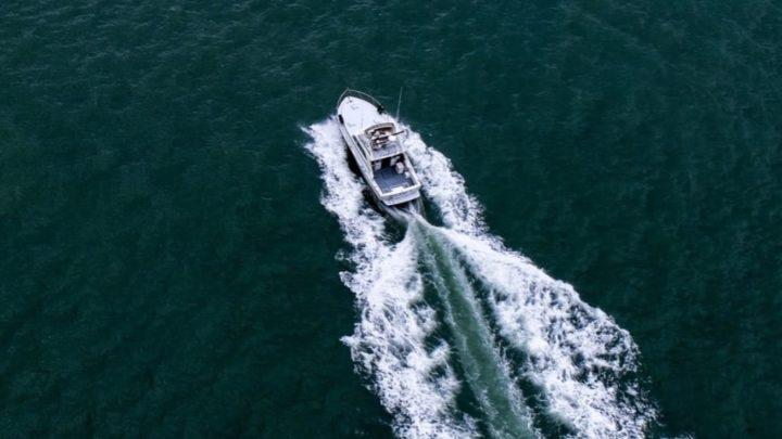 Barco da EVOY