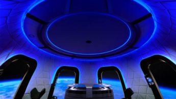 New Shepard da Blue Origin