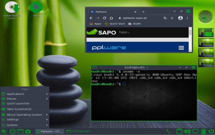 Bodhi Linux 6.0.0: Distro baseada no Ubuntu com interface levezinha