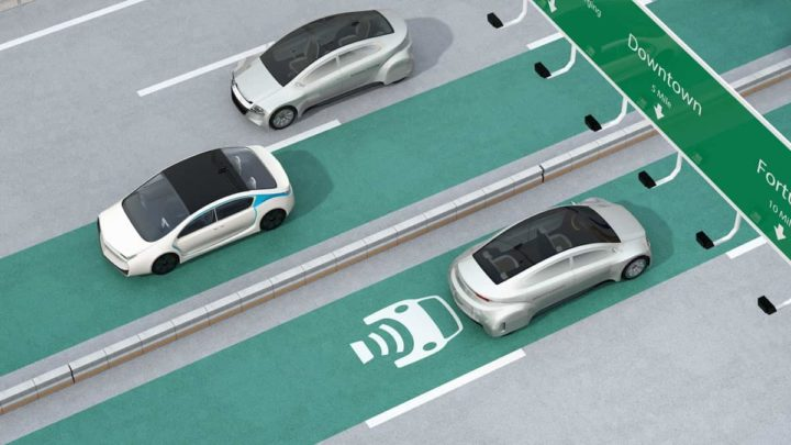 Carregamento sem fios para veículos elétricos