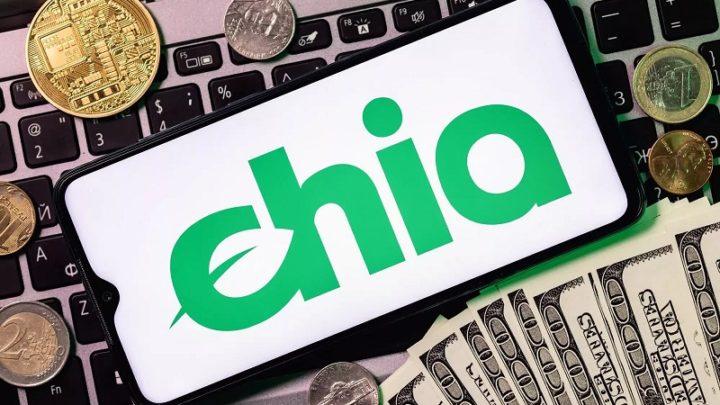 Criptomoeda Chia surge no CoinMarketCap por cerca de 850 dólares