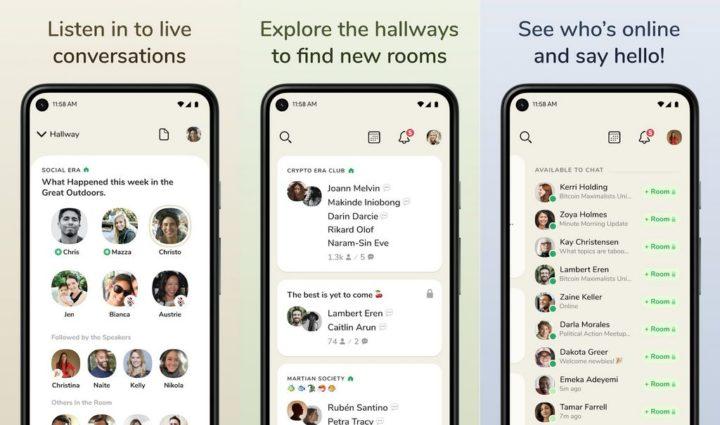 Clubhouse está finalmente disponível para todos no Android. Não terá chegado tarde?