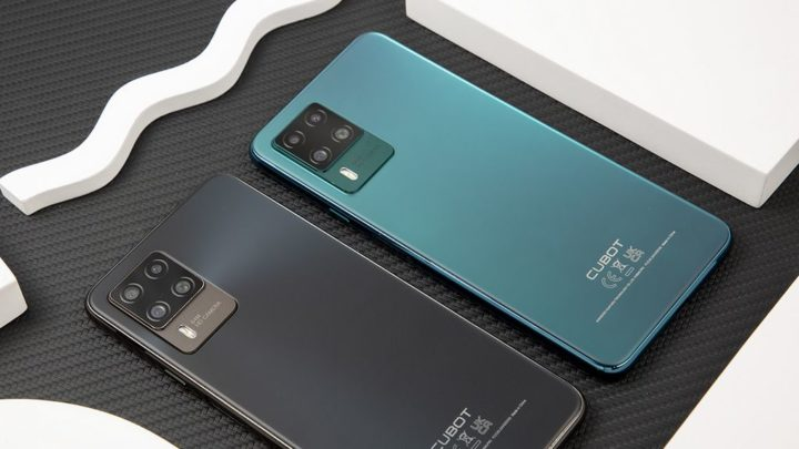Cubot X50 - o novo smartphone chega com Android 11 e câmara de 64 MP