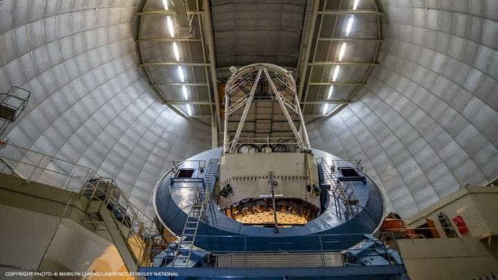 Dark Energy Spectroscopic (DESI)