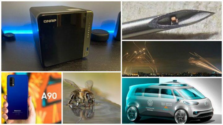 E os destaques tecnológicos da semana que passou foram... - criptomoedas, smartphones, Blackview, Cubot, QNAP
