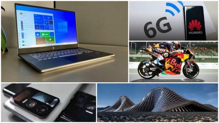E os destaques tecnológicos da semana que passou foram... - Huawei, Samsung, HP, jogos