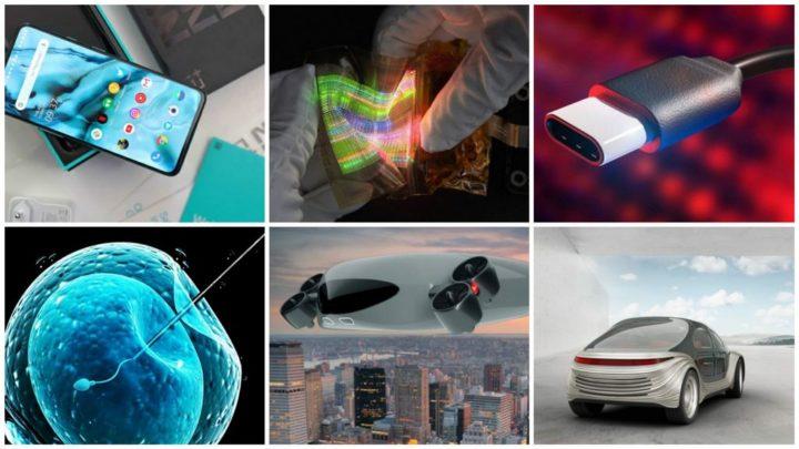 E os destaques tecnológicos da semana que passou foram... - criptomoedas, led, samsung, android