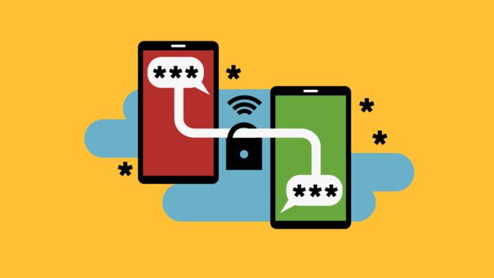 Encriptação de mensagens