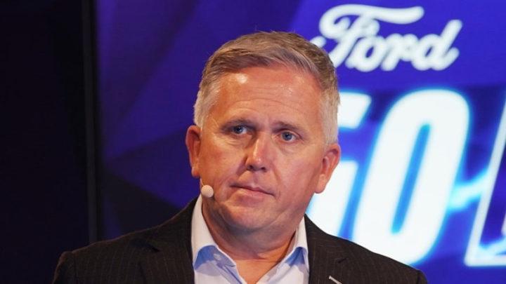 Stuart Rowley, presidente da Ford da Europa