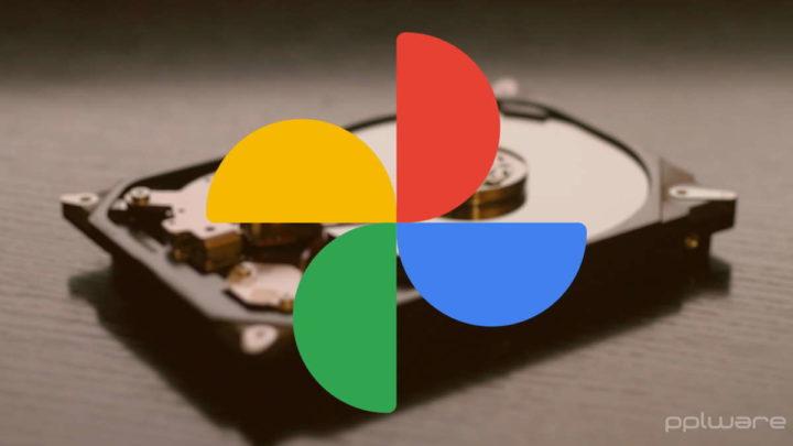 Google Fotos espaço armazenamento