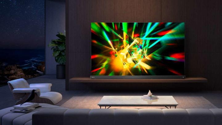 Hisense TVs lar gama