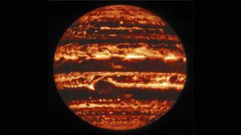 Imagem de Júpiter