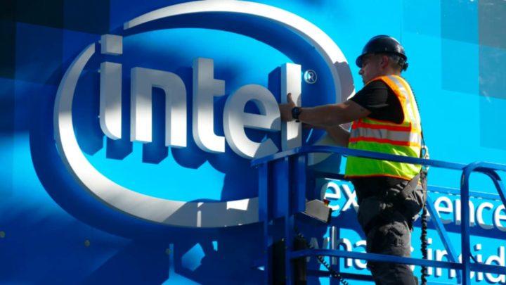 Imagem logo Intel