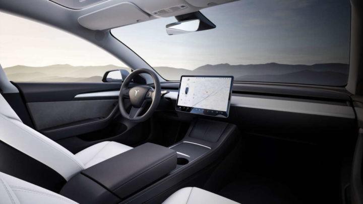 Tesla carros câmara condutores Autopilot