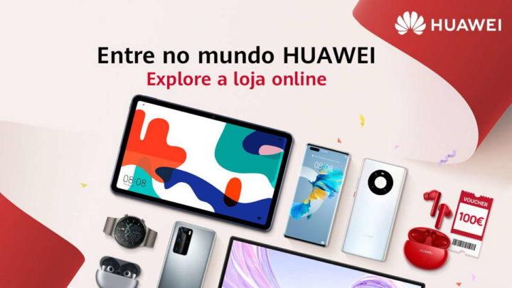 Huawei loja online comprar