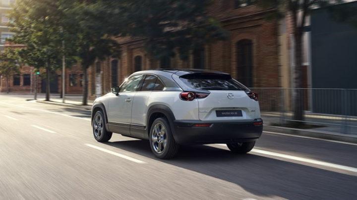 Carro elétrico Mazda
