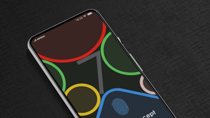 Google projeta a sua própria câmara por baixo do ecrã. Poderá equipar os Google Pixel de 2022