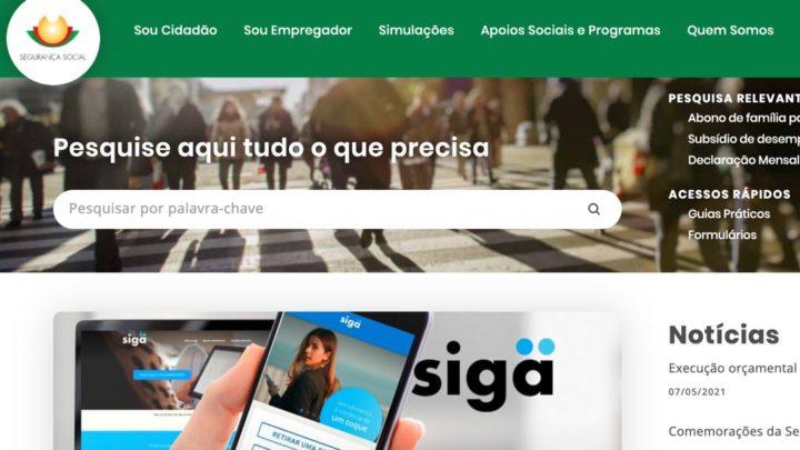 Segurança Social: Já viu o novo portal que foi lançado hoje?