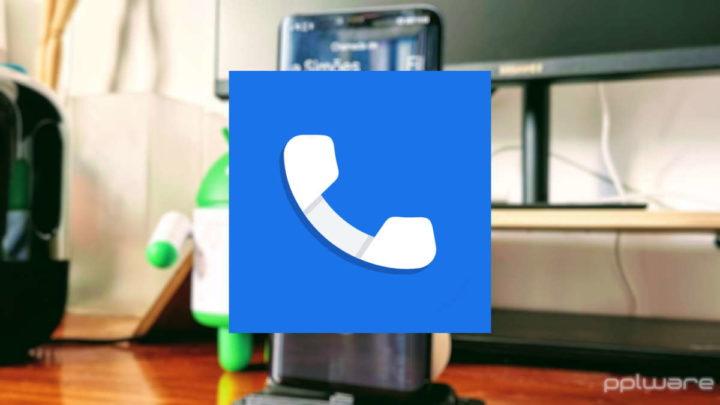 Telefone Android Google ligar app