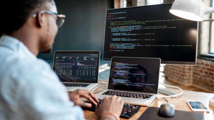 programador Devbook  ferramenta código linguagem