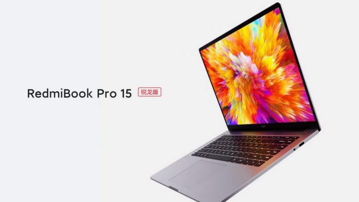 Redmi apresenta novo portátil RedmiBook Pro Ryzen Edition e earbuds Airdots 3 Pro
