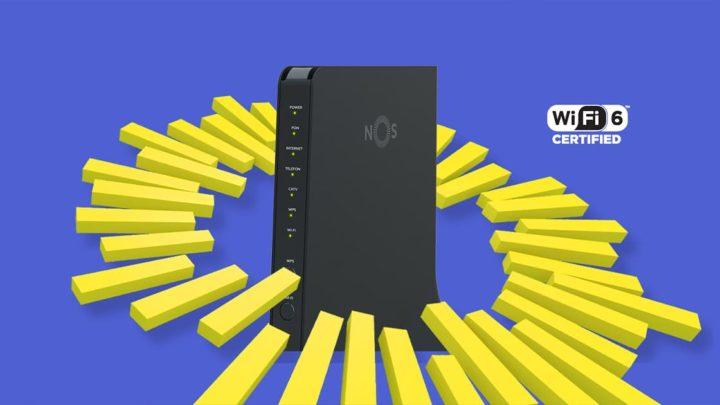 NOS lança router que garante internet mais rápida aos utilizadores