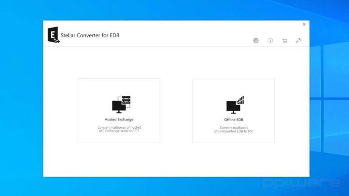 Stellar Converter for EDB - para quando o servidor Exchange está em apuros