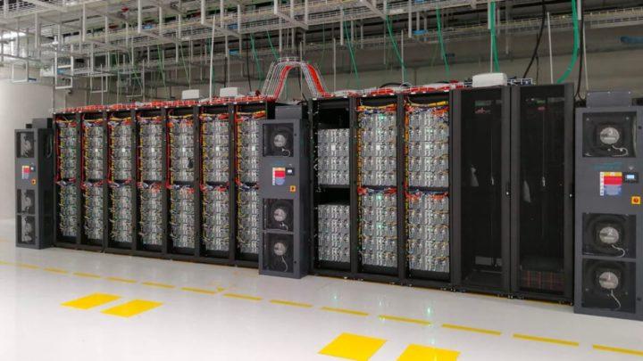 Imagem supercomputador Deucalion a ser instalado em Guimarães