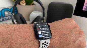 Imagem Apple Watch mais Tidal