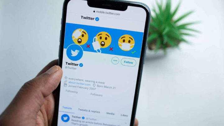 Twitter iOS Apple dados app