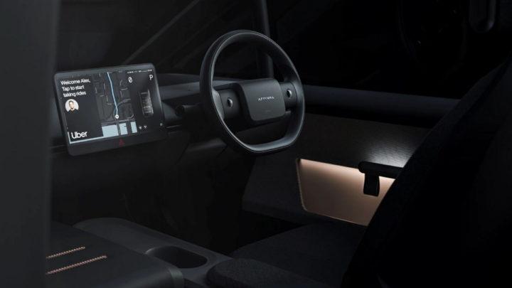 Arrival Car: parceria entre a Uber e a Arrival