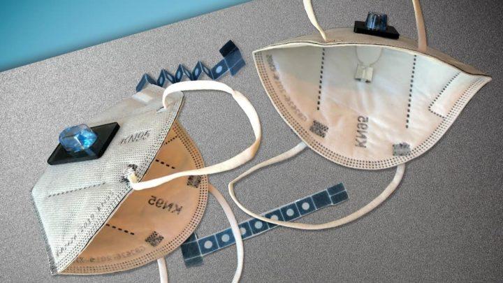 COVID-19: Máscara pode detectar infecção em 90 minutos