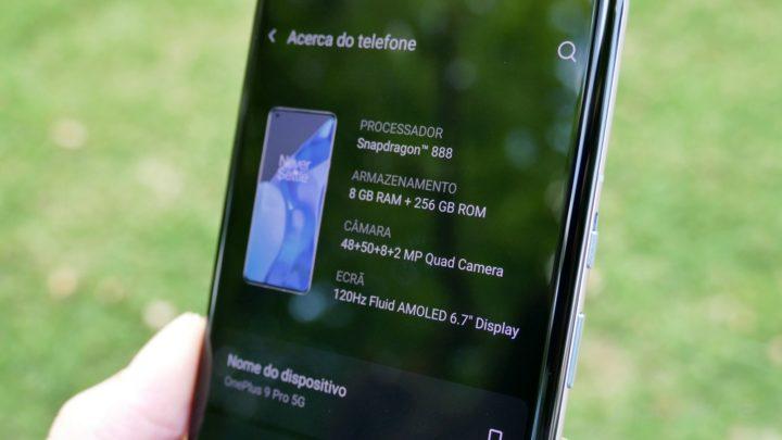 Análise: OnePlus 9 Pro - chegou a vez das câmaras brilharem