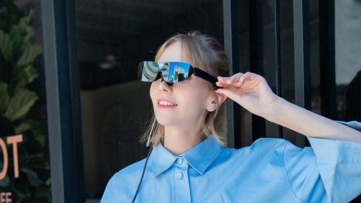 TCL NXTWEAR G - Os óculos inteligentes compatíveis com mais de 100 smartphones