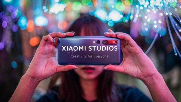 Xiaomi Studios - a plataforma para criadores de conteúdo em vídeo a partir do smartphone