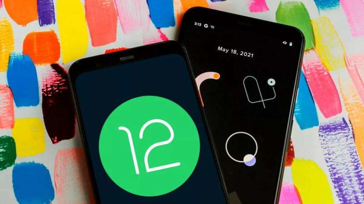 Android 12 beta Google smartphones