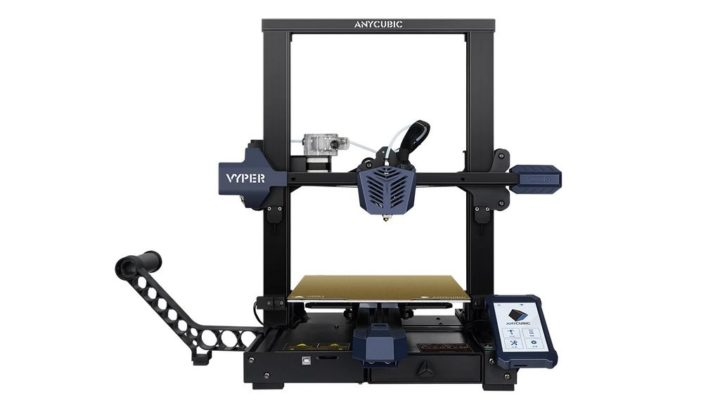 Anycubic lança a Vyper, a nova impressora 3D com nivelamento automático