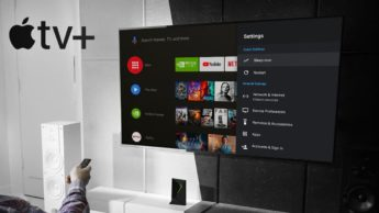 Imagem Apple Tv no Android TV OS