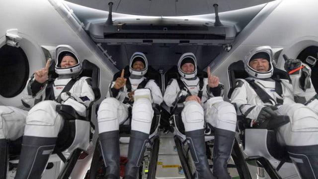 Imagem astronautas