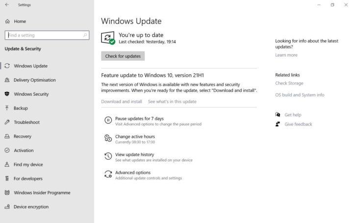 Microsoft atualização Windows 10 problemas