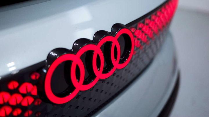 Audi carros elétricos marca combustão