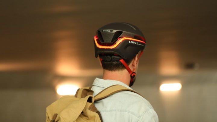 Capacete inteligente LIVALL EVO21 - para uma maior segurança nas estradas