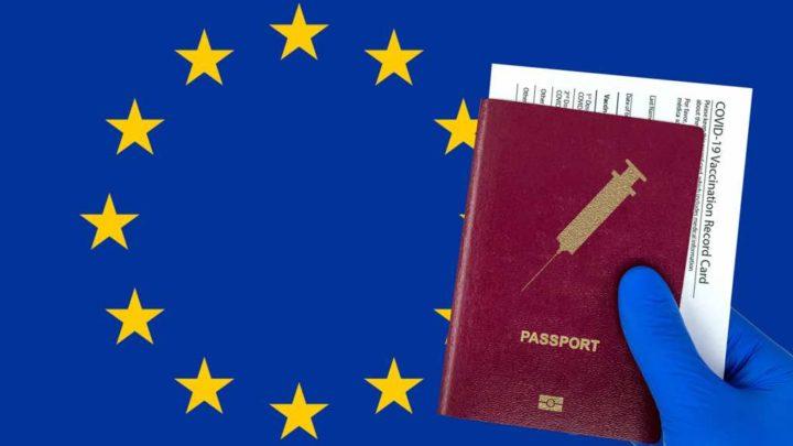 COVID-19: Certificados digitais serão emitidos na próxima semana